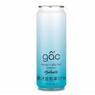 促銷到5月7日 C128466 GAC 芒果木鱉果氣泡果汁 355ml X 8瓶