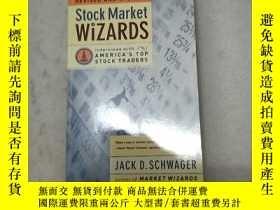 二手書博民逛書店Stock罕見Market Wizards:Interviews