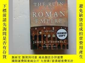 二手書博民逛書店The罕見Ruin of Roman EmpireY254853