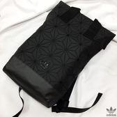 ADIDAS Originals Urban Backpack 黑 菱格紋 三宅一生 後背包 (布魯克林) 2018/9月 DH0100