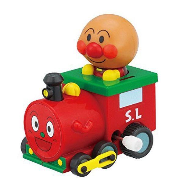 【震撼精品百貨】麵包超人 Anpanman~麵包超人 ANPANMAN 發條玩具車(火車頭)