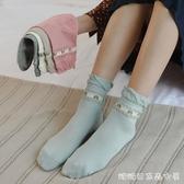 月子襪-錢塘娘子 月子襪中筒孕婦產后吸汗透氣夏季薄款產婦短棉襪打底襪 糖糖日系