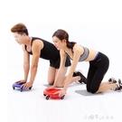 腹肌輪萬向健腹輪多功能男士健腹盤女減腹神器四輪家用健身器材 新年禮物