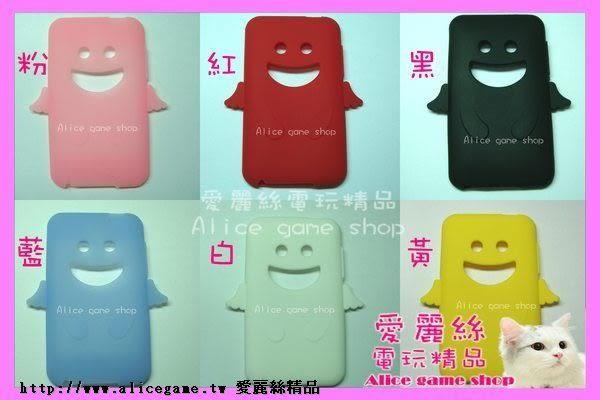 ipod touch 2 3 代 天使果凍套【E6-016】矽膠套 果凍套 保護套 Alice3C