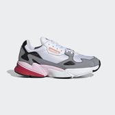 Adidas Falcon W [CG6214] 女鞋 運動 休閒 老爹 經典 復古 潮流 愛迪達 白灰