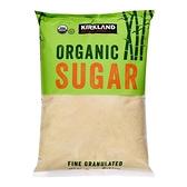 Kirkland Signature 科克蘭 有機蔗糖 4.54公斤