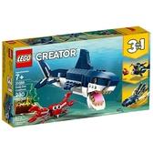 樂高積木 LEGO《 LT31088 》創意大師 Creator 系列 - 深海生物╭★ JOYBUS玩具百貨