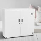 收藏家 AHD-400MW 電子防潮鞋櫃|收納櫃(明亮白)