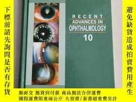 二手書博民逛書店Recent罕見Advances in Ophthalmology眼科新進展【精裝 庫存 原版Y6318 H.