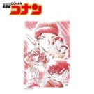 【日本正版】名偵探柯南 劇場版 青山剛昌手繪海報 拼圖 300片 日本製 益智玩具 緋色的彈丸 - 263417