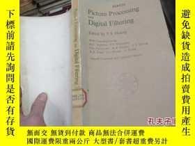 二手書博民逛書店picture罕見processing and digital