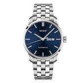 【僾瑪精品】MIDO 美度 BELLUNA II 經典機械腕錶 (M0246301104100)