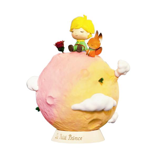 【正版授權】小王子 x 牛奶玩具 第七棉花糖星球 公仔 搪膠公仔 搪膠玩具 牛奶公司玩具 - 189238