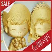 春節 伴手禮~ 黃金箔精品【才子佳人】  ~結婚 生日 禮物~011915