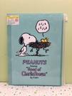 【震撼精品百貨】史奴比Peanuts Snoopy ~SNOOPY 6P資料夾-綠與塔克#53208