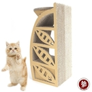 #TP Box Meow 瓦楞貓抓板-帆...