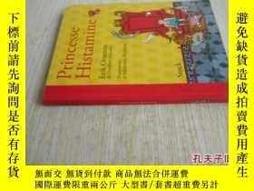 二手書博民逛書店法文原版罕見Princesse Histamine (French Edition)Y7215 ERIK OR