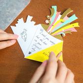 【BlueCat】生日快樂愛心禮物蛋糕拉炮裝飾卡片