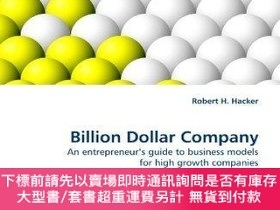 二手書博民逛書店Billion罕見Dollar CompanyY255174 Robert H. Hacker Lap Lam