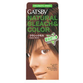 GATSBY 無敵顯色染髮霜-摩卡深棕【屈臣氏】