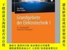二手書博民逛書店Grundgebiete罕見Der Elektrotechnik 1Y405706 Uwe Meier IS