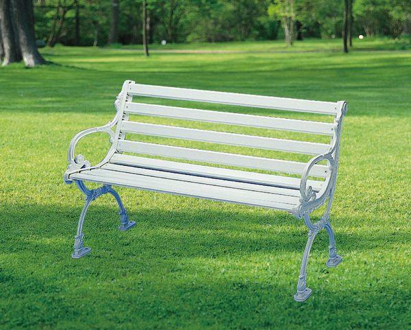 【南洋風休閒傢俱】公園椅系列-鋁製公園椅  戶外休閒公園椅  騎樓等待椅 #102w-38