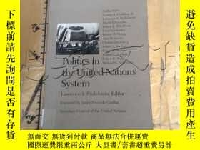 二手書博民逛書店Politics罕見in the United Nations