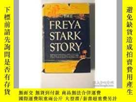二手書博民逛書店The罕見Freya Stark StoryY28384 Fre