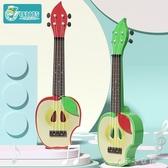 兒童小吉他樂器玩具仿真可彈奏音樂初學者入門男女孩寶寶 交換禮物