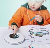 便攜CD機-MALELEO英語CD播放機學生隨身聽復讀MP3聽力光盤碟片專輯便攜CD機  YYP 糖糖日系