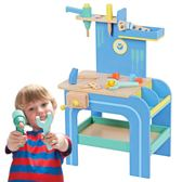 【Mentari 木製玩具】計時小工匠專業工具台