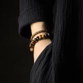 珠子手串個性復古手鍊情侶版飾品/設計家
