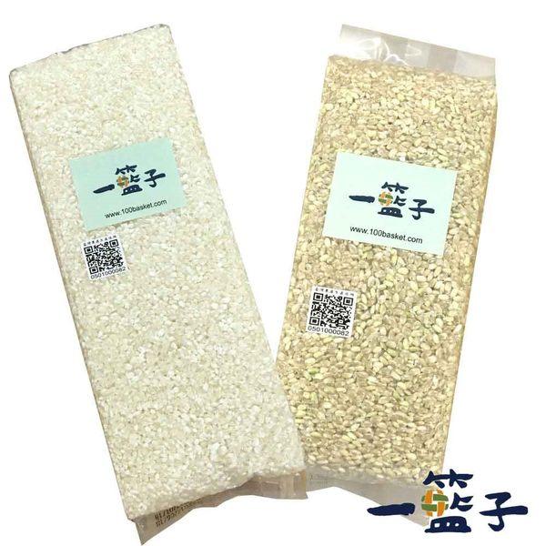 一籃子.白河健康好米組(白米*2+糙米*1) ﹍愛食網