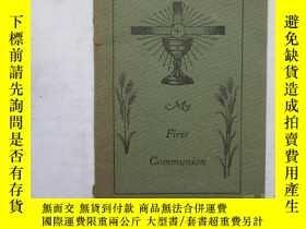 二手書博民逛書店THE罕見LITTLE ONE`S MASS BOOKY1821