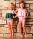 德國兒童救生衣浮力衣背心嬰幼兒防曬泳衣男女寶寶救生圈游泳裝備「時尚彩紅屋」