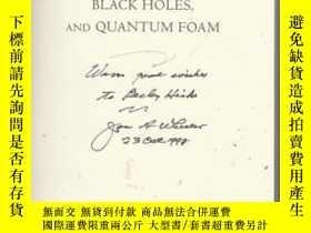 二手書博民逛書店Geons,罕見Black Holes, And Quantum FoamY362136 Kenneth Fo
