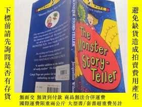 二手書博民逛書店The罕見Monster Story-Teller 講鬼怪故事的人Y212829