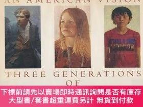 二手書博民逛書店An罕見American Vision: Three Generations of Wyeth Art: N.C.