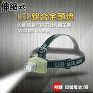LIKA夢 捷銳 jierui LED鋁合金160流明強光頭燈 伸縮式變焦頭燈 健行登山燈 露營照明燈 釣魚燈 D2TK-17