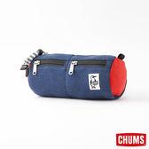 CHUMS 日本 SxN 多功能收納包 藍/蕃茄紅 CH602403N031