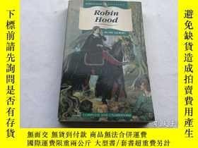 二手書博民逛書店英文原版書罕見Robin Hood 俠盜羅賓漢(Wordsworth Classics)Y8204 Henry