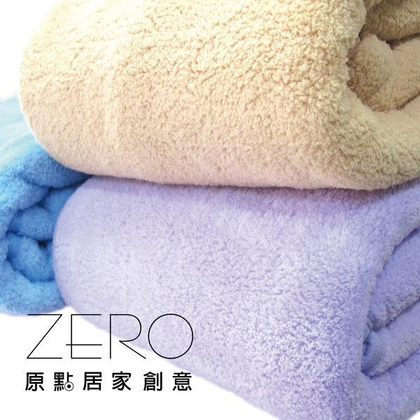 台灣製3M超吸水開纖紗 雙人毯加厚 棉被(五色任選)