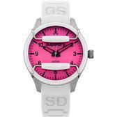 【台南 時代鐘錶 Superdry極度乾燥】美式和風 文化衝擊潮流腕錶 Scuba系列 SYL127W 40mm