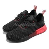 【海外限定】adidas 休閒鞋 NMD_R1 W 黑 桃紅 BOOST避震 女鞋 愛迪達 運動鞋【ACS】 FV1738