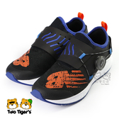 New Balance BOA 旋鈕設計 黑色 Sonic 輕量跑鞋 中童鞋 NO.R4906