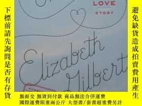 二手書博民逛書店《罕見Committed: A Love Story 承諾:一個