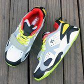 秋冬款跑步鞋男女輕便減震運動鞋晨練健身訓練鞋情侶鞋 可可鞋櫃
