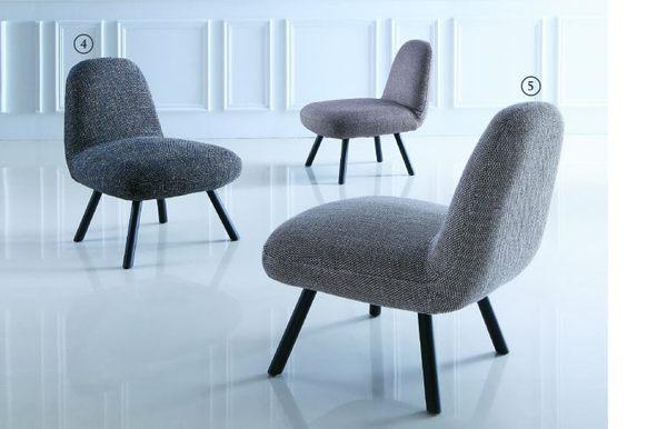 【南洋風休閒傢俱】休閒椅系列-星巴克休閒椅 鐵腳低座休閒椅 布藝餐椅 JX157-4