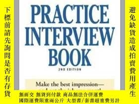 二手書博民逛書店The罕見Everything Practice Interview BookY410016 Dawn Ros