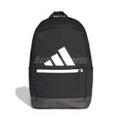 adidas 後背包 Athletic Backpack 黑 白 基本款 男女款 運動員 【PUMP306】 DW4744